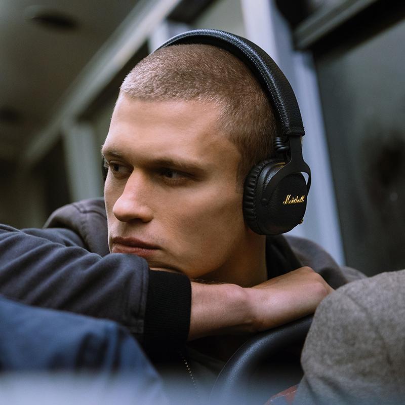 Bluetooth ακουστικά Marshall με active noise canceling