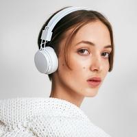 Ασύρματα bluetooth ακουστικά Urbanears Plattan 2 true white