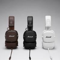 Ενσύρματα ακουστικά Major III της Marshall με μικρόφωνο και χειριστήριο