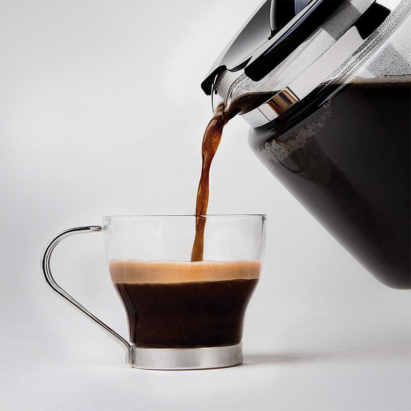 Καφετιέρα φίλτρου ES9200030B της Black + Decker ισχύος 870W