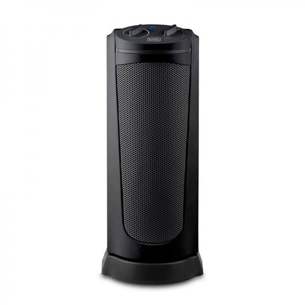 Αερόθερμο με κεραμική αντίσταση ES9460010B Ceramic Fan Heater 2000W της Black + Decker