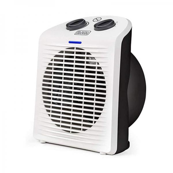 Αερόθερμο ES9460020B Fan Heater της Black + Decker