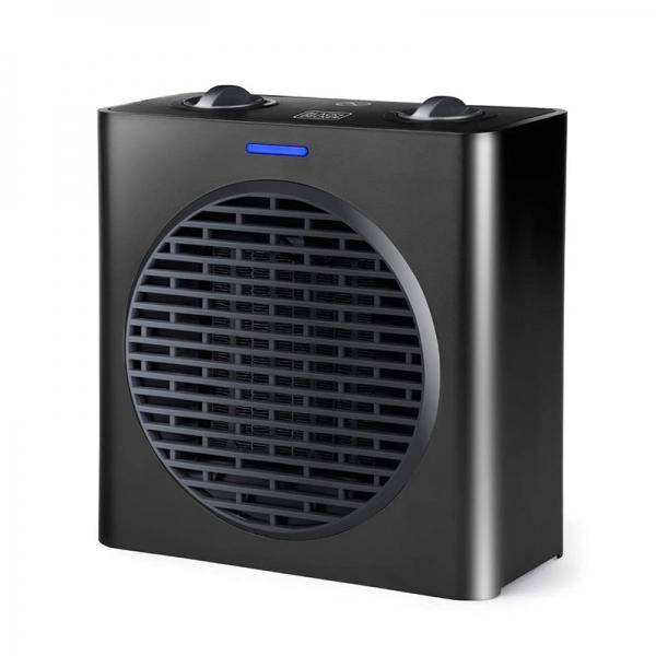 Αερόθερμο με κεραμική αντίσταση ES9460040B Ceramic Fan Heater 1500W της Black + Decker