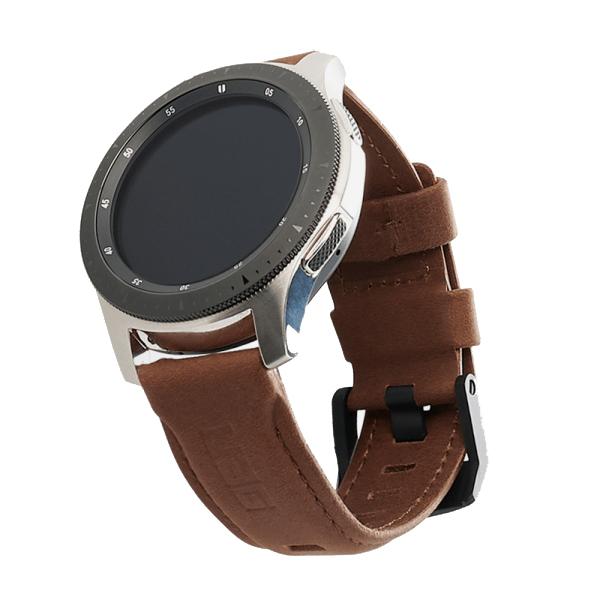 Δερμάτινο Λουράκι από τη συλλογή Leather Straps της UAG για Samsung Galaxy Watch 46mm