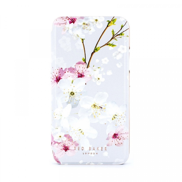 Ted Baker θήκη για iPhone X book cover BREEK Oriental Blossom