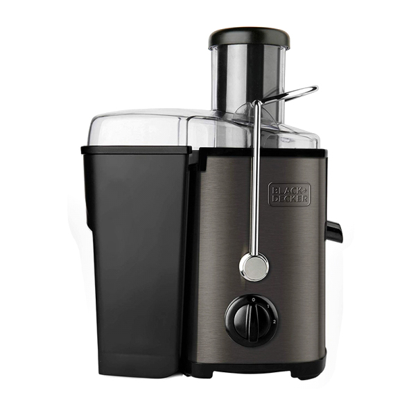 Αποχυμωτής Juice Extractor 600W της Black&Decker