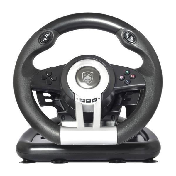 Gaming τιμονιέρα R-Ace Wheel Pro της Spirit of Gamer