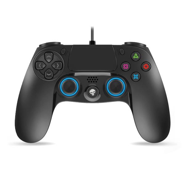 Gaming ενσύρματο χειριστήριο Wired Gamepad για το PS4 Pro της Spirit of Gamer
