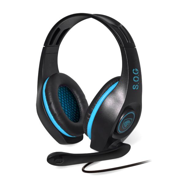 Gaming ενσύρματα ακουστικά Elite H5 της Spirit of Gamer