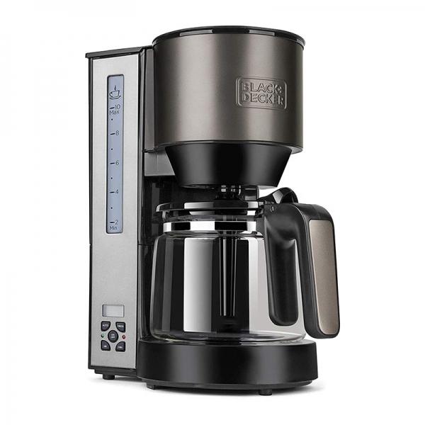 Καφετιέρα φίλτρου Drip Coffee Maker 1000W της Black + Decker