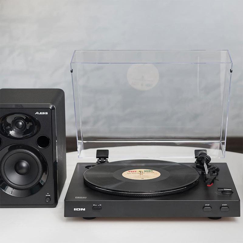 Αυτόματο Πικάπ Pro80 Automatic της ION Audio