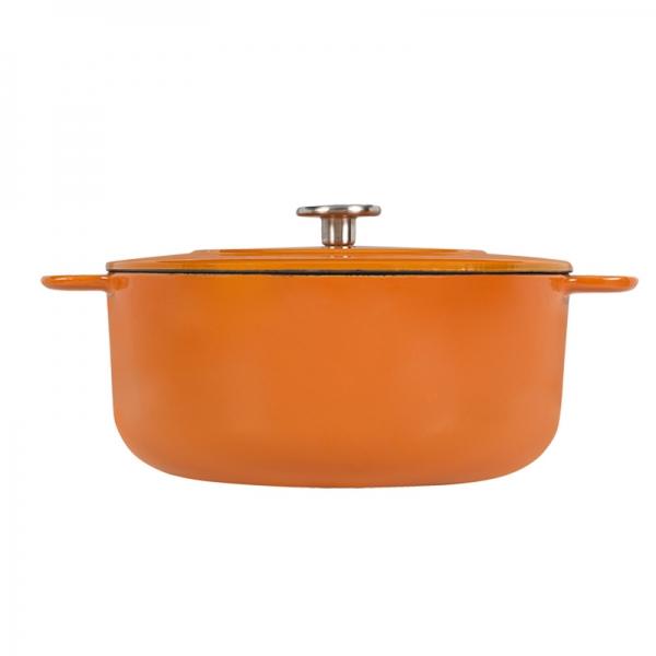 Κατσαρόλα- Γάστρα Sous Chef Dutch Oven της COMBEKK με διάμετρο βάσης 24 cm