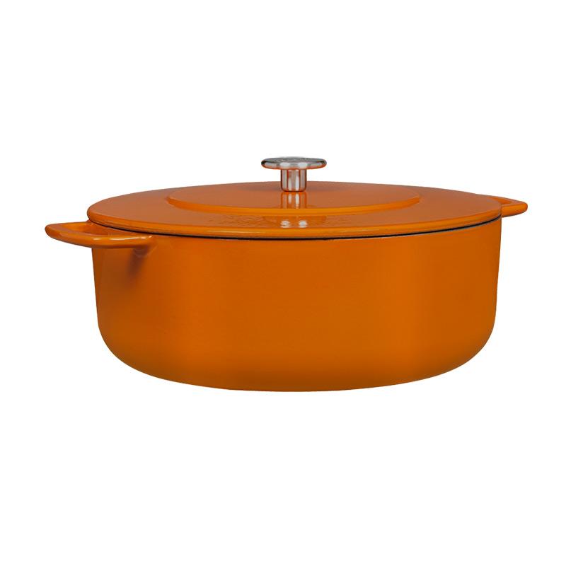 Κατσαρόλα- Γάστρα Sous Chef Dutch Oven της COMBEKK με διάμετρο βάσης 28 cm