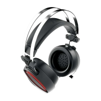 Gaming ακουστικά HEBE E1 της Gamdias