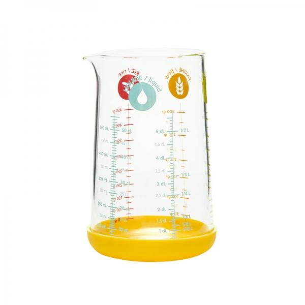 Ποτήρι δοσομετρητής 500ml της Pebbly
