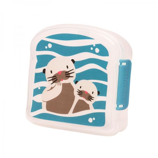 Παιδικό δοχείο φαγητού της σειράς Baby Otter από την Sugarbooger
