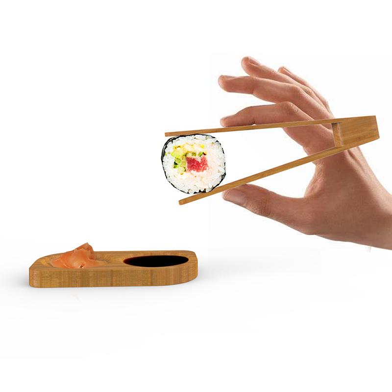 Σετ σερβιρίσματος για σούσι της Pebbly