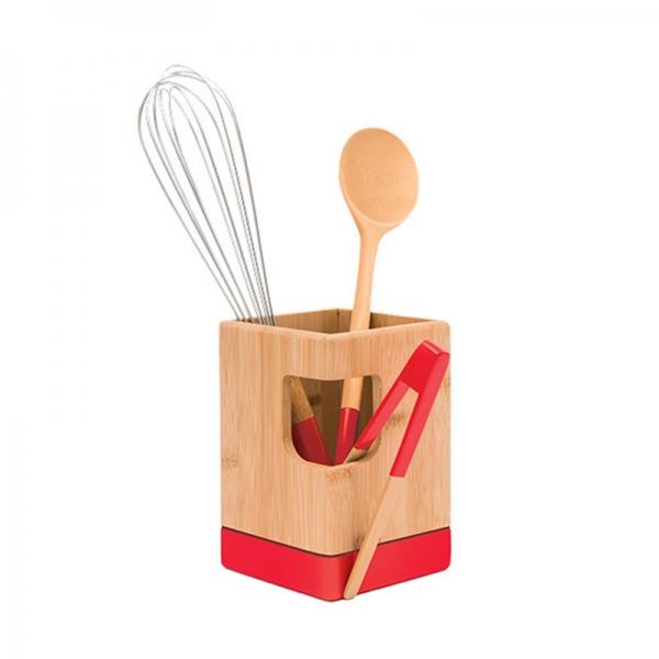 Δοχείο αποθήκευσης για μαγειρικές κουτάλες από την Pebbly