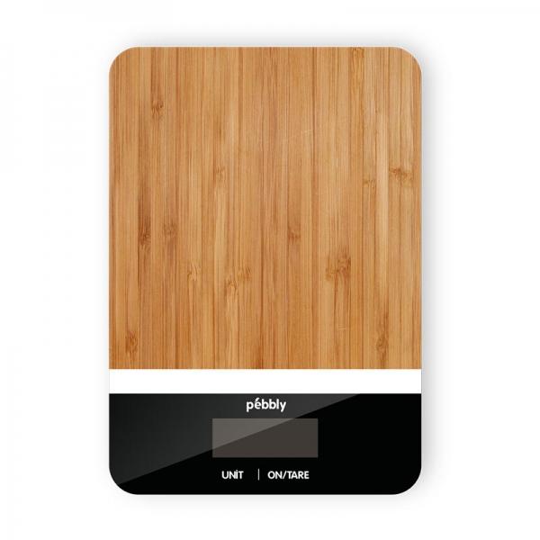 Ζυγαριά Κουζίνας της Pebbly