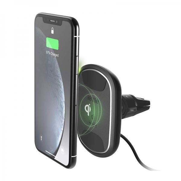 Μαγνητική βάση στήριξης κινητών Itap 2 Wireless Air Vent Car Charging Mount για το αυτοκίνητο από την iOttie