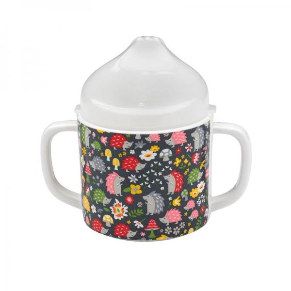 Παιδικό ποτηράκι νερού Sippy Cup από την σειρά Hedgehog της Sugarbooger