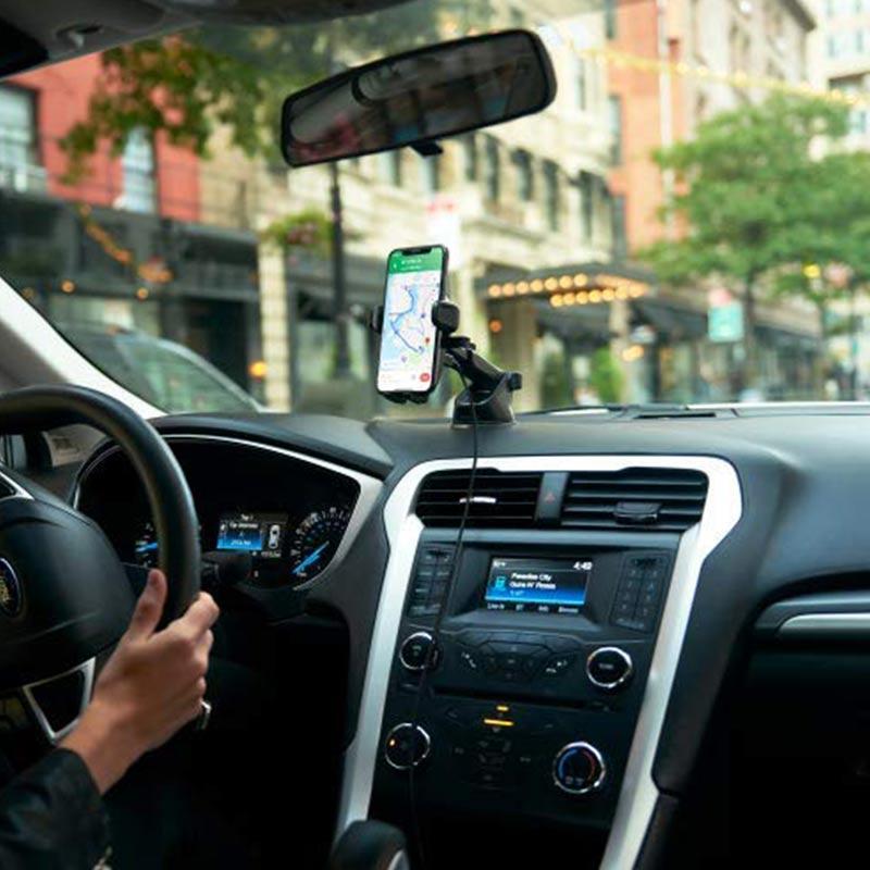 Βάση στήριξης κινητού Easy One Touch Wireless 2 της iOttie για το παρμπριζ και ταμπλο του αυτοκινητου