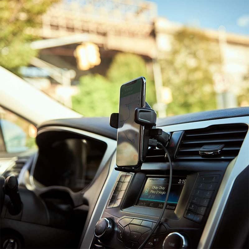 Βάση στήριξης κινητού Easy One Touch Wireless 2 της iOttie για τους αεραγωγούς και το CD Player του αυτοκινητου