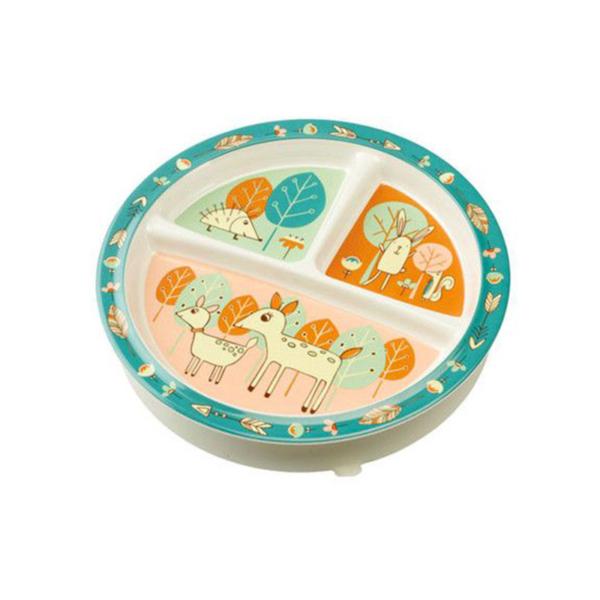 Παιδικό πιατάκι από τη σειρά Baby Deer της Sugarbooger