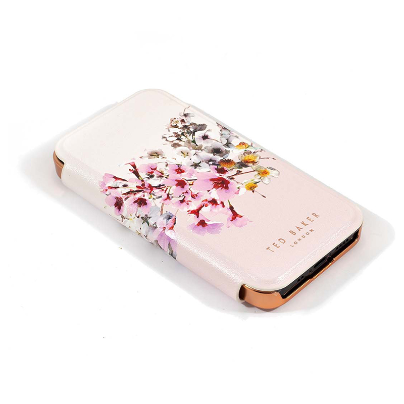 Premium θήκη Ted Baker με jasmine print για το iPhone 12/12 Pro