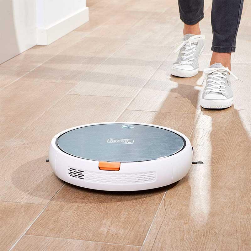 Ρομποτική σκούπα της Black + Decker