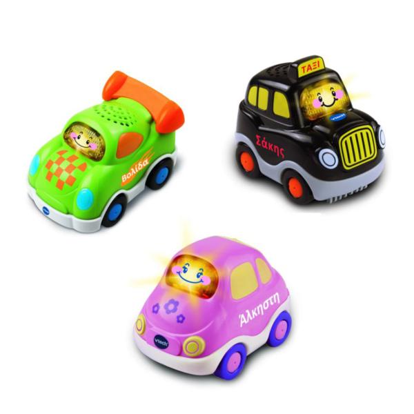 Αυτοκινητάκια καθημερινής χρήσης της VTech